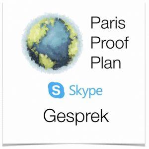 Skype-Gesprek